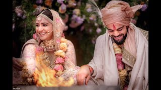 Virat Kohli And Anushka Sharma Marriage Complete FULL Video || Virat Kohli And Anushka Sharma