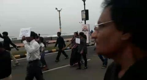 Periyar Birthday Rally in Telangana