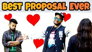 BEST PROPOSAL EVER - INDIANSWAGGERS