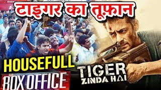 Salman's Tiger Zinda Hai CREATES Record - ADVANCE BOOKING Dhamaka!