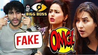 Hiten Tejwani EXPOSES Hina Khan, Shilpa Plays Dirty By Not Saving Hiten