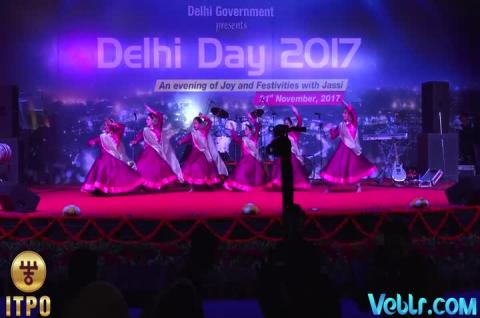 Delhi Day Celebrations - Performance 2 at iitf 2017