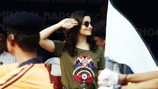 Alia Bhatt At Narsee Monjee Educational Trust Sports Meet For Special Children