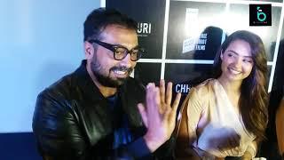 Chhuri Short Film Launch   Surveen Chawla, Tisca Chopra, Anurag Kashyap