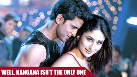 #ReelToReal Love Stories: Hrithik & Kareena's Secret Love Affair