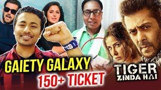 Salman's CRAZY Fan Books 150 Tickets Of Gaiety Galaxy Theatre For Tiger Zinda Hai