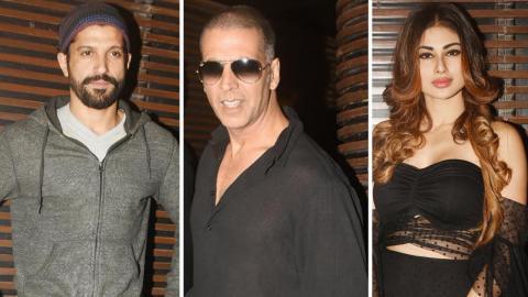 Akshay Kumar Wraps Up 'Gold' Movie In Style