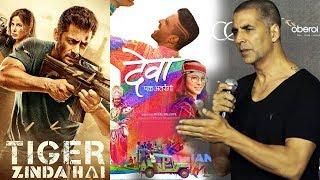 Akshay Kumar REACTION On Tiger Zinda Hai Vs Marathi Film Deva Ek Atrangi