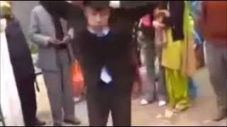 Funny Indian wedding meets Bol na aunty aau kya | Udit Without Narayan