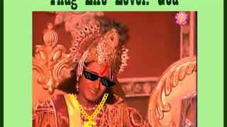 Krishna Thug Life by Udit Without Narayan