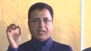 AICC Press Briefing By Randeep Surjewala on 2G Verdict