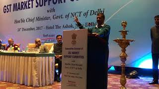 Delhi CM Arvind Kejriwal Interactive Session with GST Market Support Committees