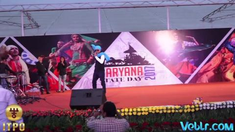 Haryana State Day Celebrations - Performance 3 at iitf 2017