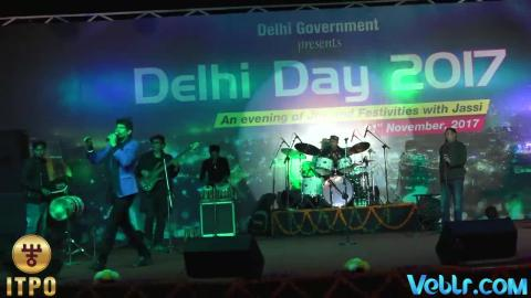 Jasbir Jassi Performing at Delhi Day Celebration Part 1 - 37th iitf 2017