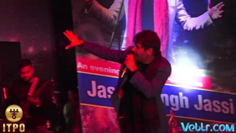 Jasbir Jassi Performing at Delhi Day Celebration Part 2 - 37th iitf 2017