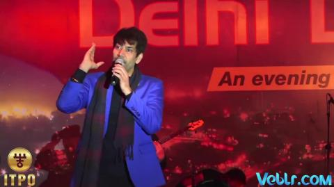 Jasbir Jassi Performing at Delhi Day Celebration Part 4 - 37th iitf 2017