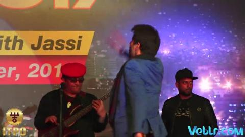 Jasbir Jassi Performing at Delhi Day Celebration Part 7 - 37th iitf 2017