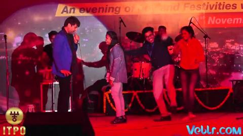 Jasbir Jassi Performing at Delhi Day Celebration Part 6 - 37th iitf 2017