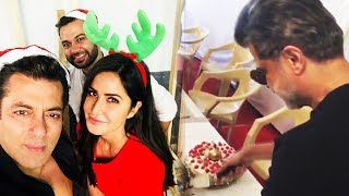 Salman And Katrina Celebrates Christmas, Anil Kapoor Celebrates His Birthday With Salman Khan