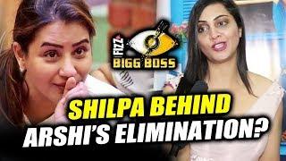 Disrespecting Shilpa Was The Reason Behind Arshi Khan's EVICTION? | Bigg Boss 11