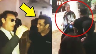 (Inside Video) Salman Khan DANCING On His Birthday At Panvel Farmhouse With Friends