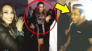 Salman Khan's Girlfriend Iulia DANCING On His Birthday At Panvel Farmhouse