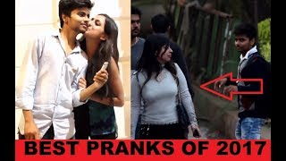 Best Pranks Of 2017 | Pranks In India | Funny Pranks Of 2017 | Corrupt Tuber
