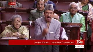 LoP Ghulam Nabi Azad on Union Minister Ananthkumar Hegde's controversial statement