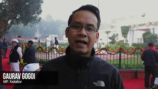 Gaurav Gogoi speaking on the occasion of the 133rd #CongressFoundationDay