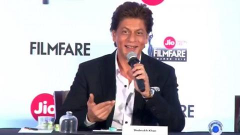 SRK Reveals His 5 Favourite Films From 2017