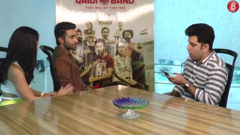 Break Time - Anya Singh and Aadar Jain  Choose Their Inmates If They Were Jailed