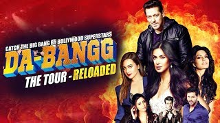 Katrina Kaif JOINS Salman Khan's 2018 DA-BANG Tour In USA