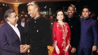 Hardik Pandya Brother Kunal Pandya Reception Cermony