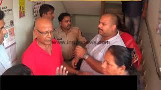 High Voltage Drama and Chaos at Cortalim Panchayat Gram Sabha