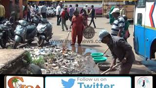 Municipality Should File Complaint Against People Littering Mapusa Bus Stand: Siddharth
