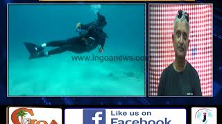 Pune girl sets to break her own record in open sea water scuba diving