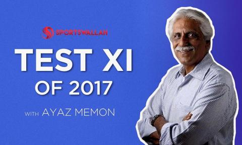 Year Ender 2017 | Best Test XI