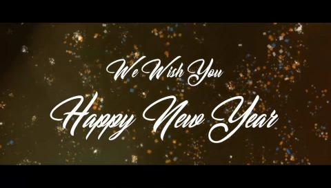 Happy New Year 2018 Wishes ! | Rolling Frames Entertainment RFE