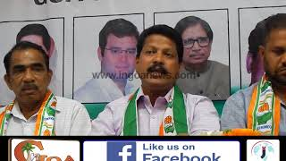 Govt Offices Work at Snails pace at Pernem Says Congress Block Committee