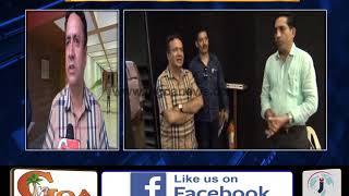 KASHMIRS'S CIVIL SUPPLIES MINISTER VISITS GOA