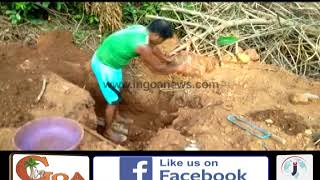 Vishwajit Rane Fulfils His Promise, Shelpem Villagers Now Receive Clean Water in Their Taps!
