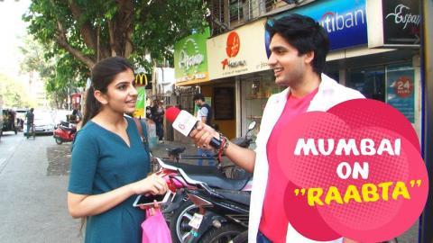 Mumbaikar's Crazy Take On 'Raabta' Starring Sushant Singh Rajput & Kriti Sanon