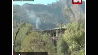 बौखलाए पाकिस्तान ने नौशेरा सेक्टर में की भारी गोलाबारी