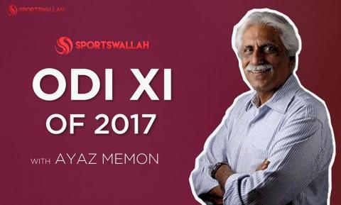 Year-Ender 2017: Ayaz Memon picks his best ODI XI