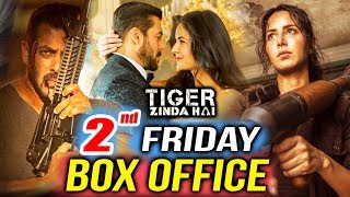 Salman's Tiger Zinda Hai 2nd Friday Collection Box Office | Fantastic