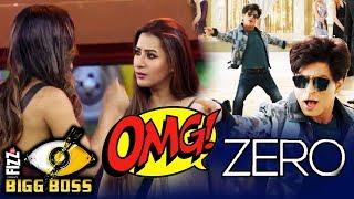 Shilpa Shinde BECOMES Hina Khan's SAUTAN In Bigg Boss 11, Sharhukh's ZERO TEASER Out