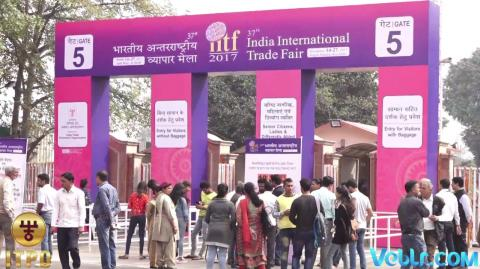 Here's a small glimpses of 37th India International Trade Fair 2017