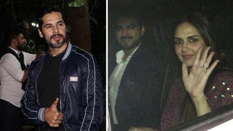 Arjun Rampal, Esha Deol, Dino Morea, Karan Johar Spotted At Vikram Kapadia  House video - id 321b909a7439 - Veblr Mobile