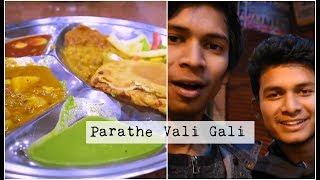 Worst Parathe at Parathe vali gali | Chandni Chowk Vlog
