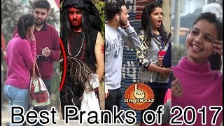 Best Pranks of 2017 | Funny comment trolling & Pranks in India | Unglibaaz Compilation